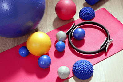 Benefits of Pilates - pilates equipment